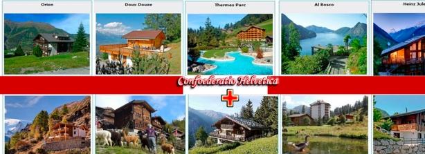 Bijzondere overnachtingen goud Zwitserland Alpen
