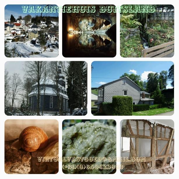Vakantiehuis Duitsland goudzoeken Thüringen