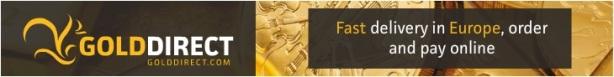 Goud kopen bij GoldDirect - banner groot