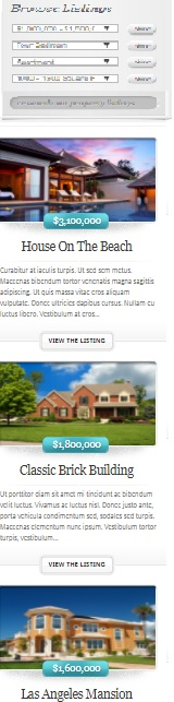Browse listings house elegant estate template wordpress 2